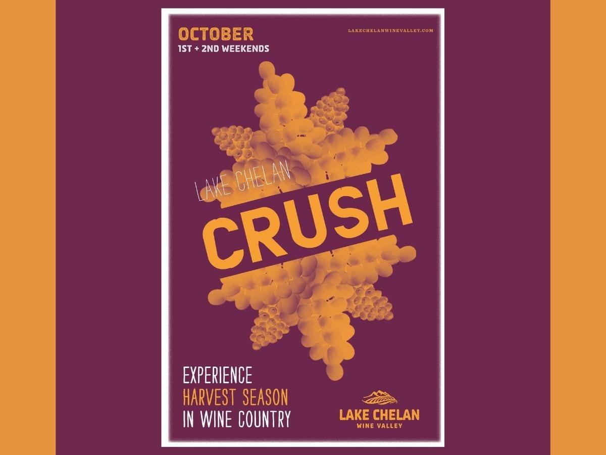 Lake Chelan Crush Weekend