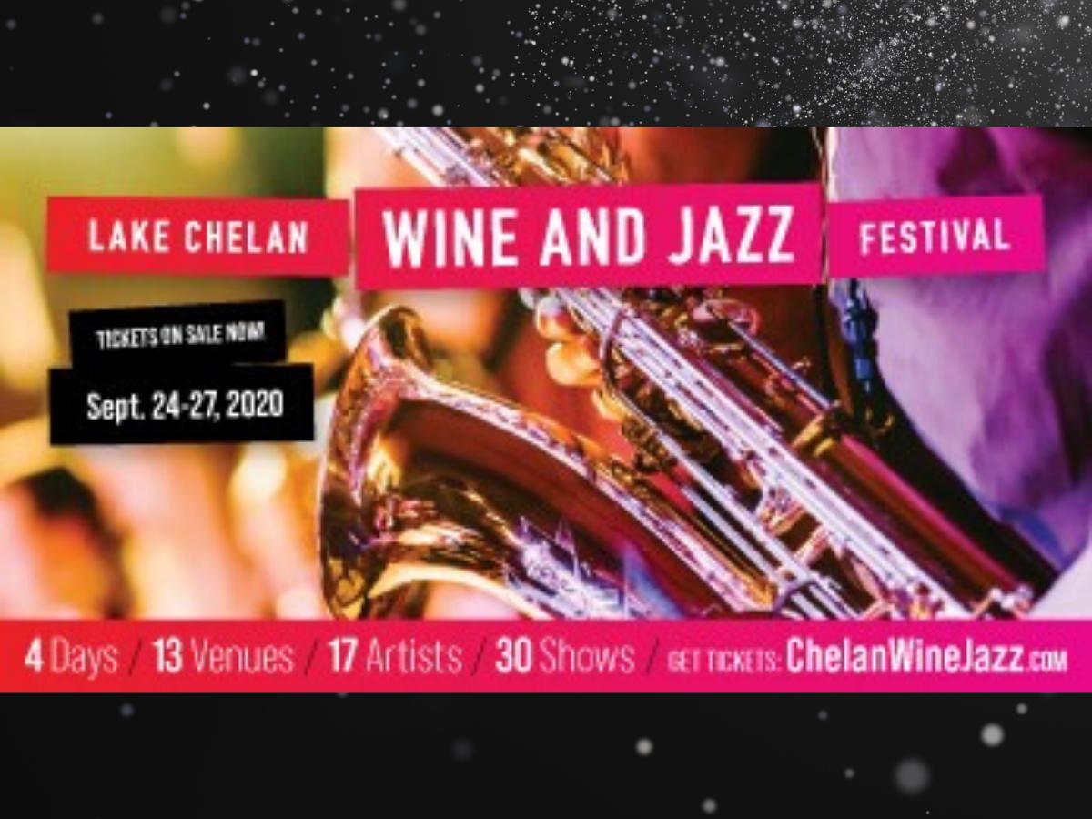 Lake Chelan Wine and Jazz Festival