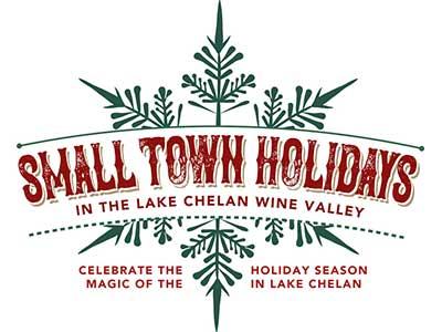 Chelan Small Town Holidays Logo